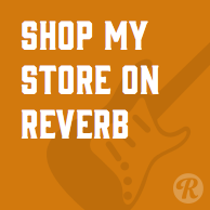 Shop My Store on Reverb 194px banner