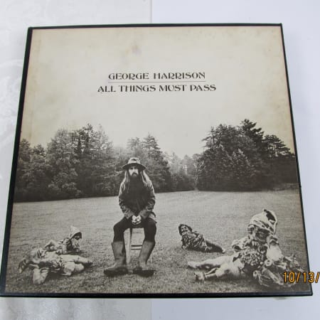 Image of George Harrison - All Things Must Pass - Vinyl - 1 of 1