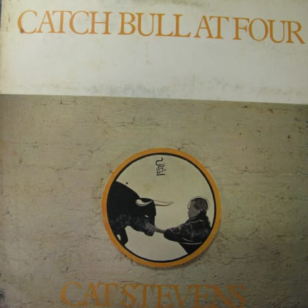 Image of Cat Stevens - Catch Bull At Four - Vinyl - 1 of 4