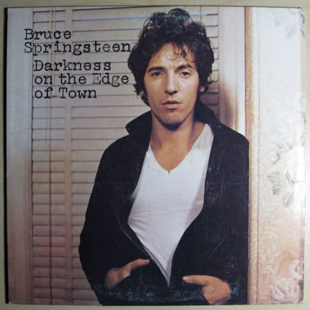 Image of Bruce Springsteen - Darkness On The Edge Of Town - Vinyl - 1 of 8