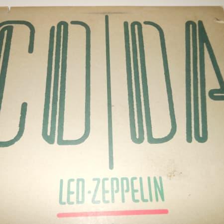 Image of Led Zeppelin - Coda - Vinyl - 1 of 5