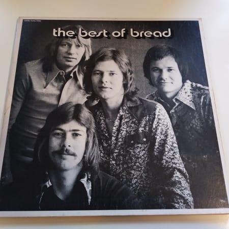 Image of Bread - The Best Of Bread - Vinyl - 1 of 5