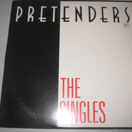 The Pretenders The Singles New And Used Vinyl Cd And