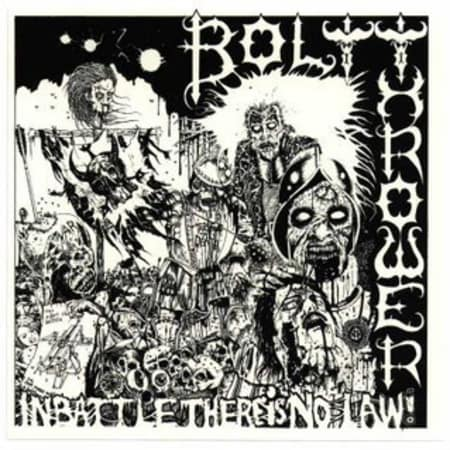 Bolt Thrower - In Battle There Is No Law - Vinyl