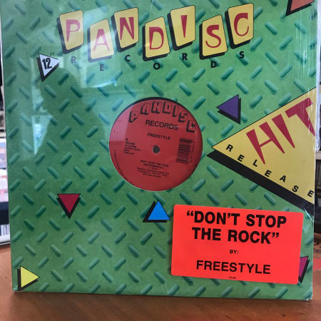 Freestyle - Don't Stop The Rock - Vinyl