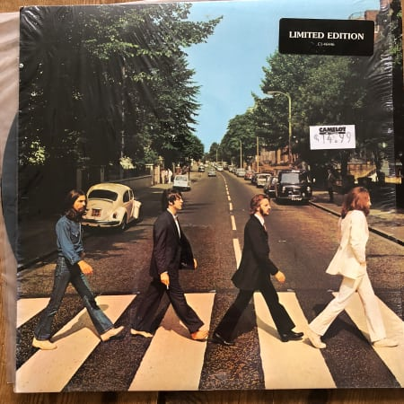 Image of The Beatles - Abbey Road - Vinyl - 1 of 2