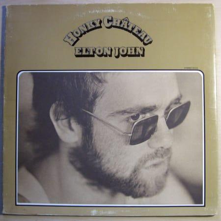 Image of Elton John - Honky Château - Vinyl - 1 of 6
