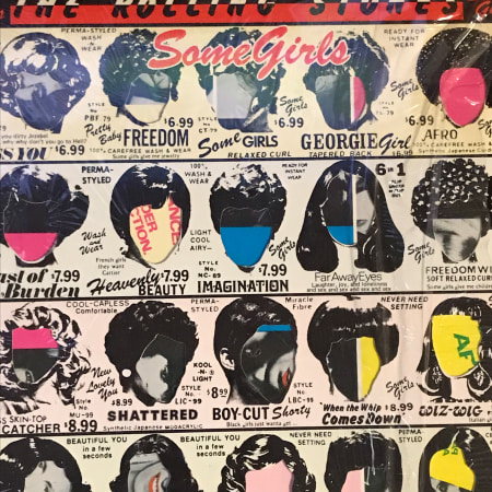 Image of The Rolling Stones - Some Girls - Vinyl - 1 of 2