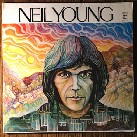 Image of Neil Young - Neil Young - Vinyl - 1 of 5