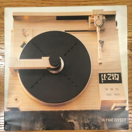 Image of µ-Ziq - In Pine Effect - Vinyl - 1 of 8