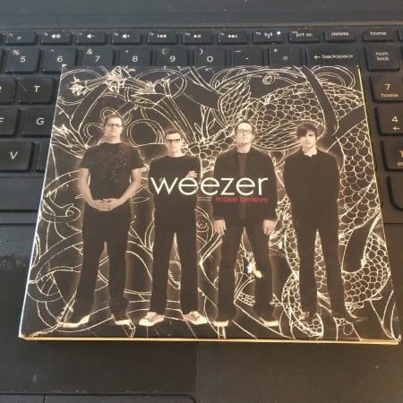 Weezer - Make Believe - CD