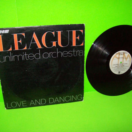 The League Unlimited Orchestra - Love And Dancing - Vinyl