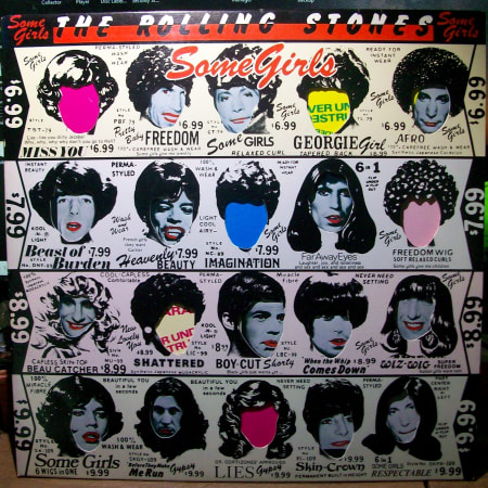 Image of The Rolling Stones - Some Girls - Vinyl - 1 of 6
