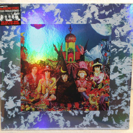 Image of The Rolling Stones - Their Satanic Majesties Request - Vinyl - 1 of 2