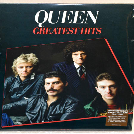 Image of Queen - Greatest Hits - Vinyl - 1 of 2
