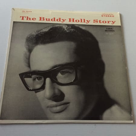 Image of Buddy Holly - The Buddy Holly Story - Vinyl - 1 of 2