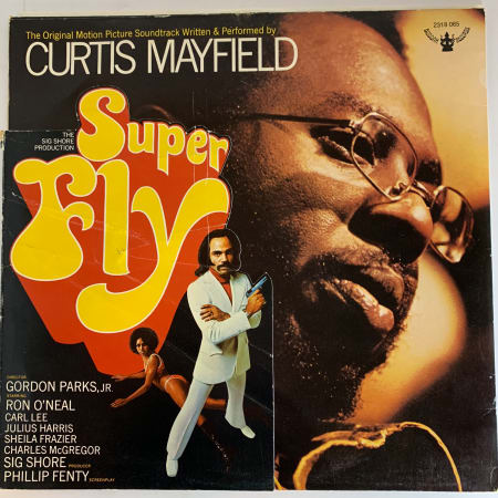 Curtis Mayfield - Super Fly - Vinyl