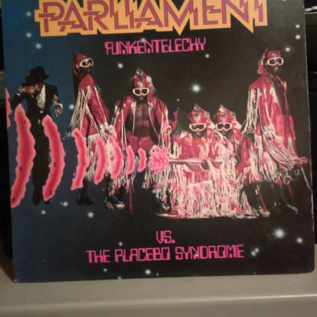 Parliament - Funkentelechy Vs. The Placebo Syndrome - Vinyl