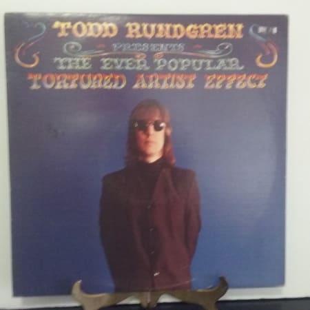Todd Rundgren: Ever Popular Tortured Artist Effect