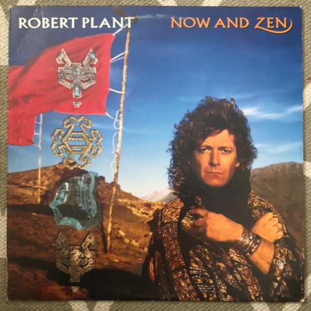 Image of Robert Plant - Now And Zen - Vinyl - 1 of 18