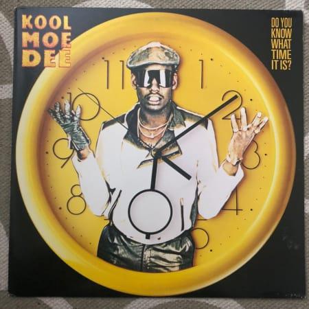 17c8dc98019 Kool Moe Dee - Do You Know What Time It Is    I m Kool Moe Dee - New ...