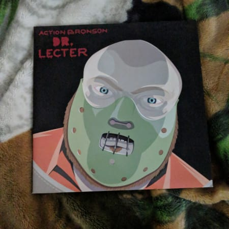 Image of Action Bronson - Dr. Lecter - Vinyl - 1 of 3