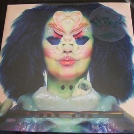 Björk - Utopia - Vinyl