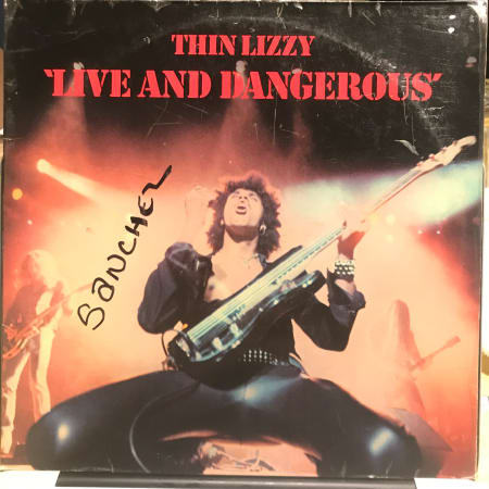 Thin Lizzy - Live And Dangerous - Vinyl