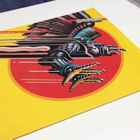 Image of Judas Priest - Screaming For Vengeance - Vinyl - 1 of 2