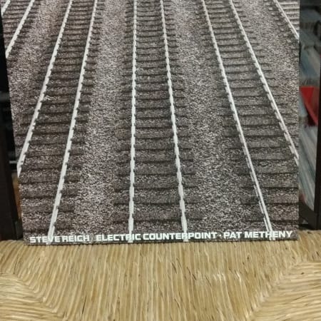 Pat Metheny - Different Trains / Electric Counterpoint - Vinyl