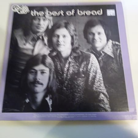 Image of Bread - The Best Of Bread - Vinyl - 1 of 5