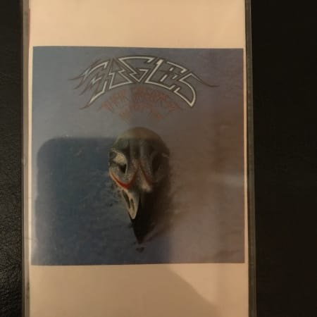Eagles - Their Greatest Hits 1971-1975 - Cassette