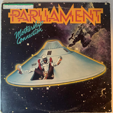 Image of Parliament - Mothership Connection - Vinyl - 1 of 4