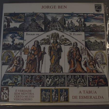 cd tabua de esmeralda