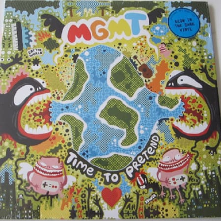 MGMT - Time To Pretend - Vinyl