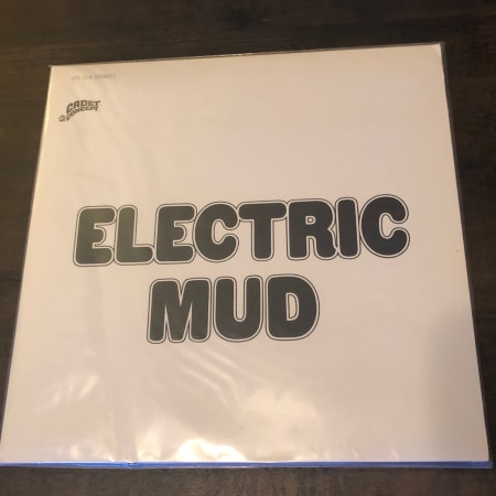 Muddy Waters - Electric Mud - Vinyl