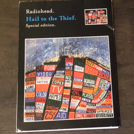 Radiohead - Hail To The Thief (Special Edition) - CD