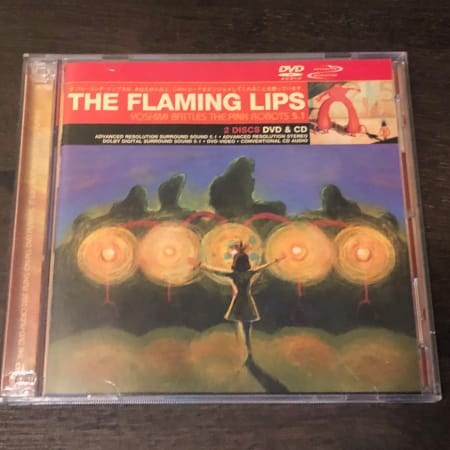 The Flaming Lips - Yoshimi Battles The Pink Robots 5.1 - CD