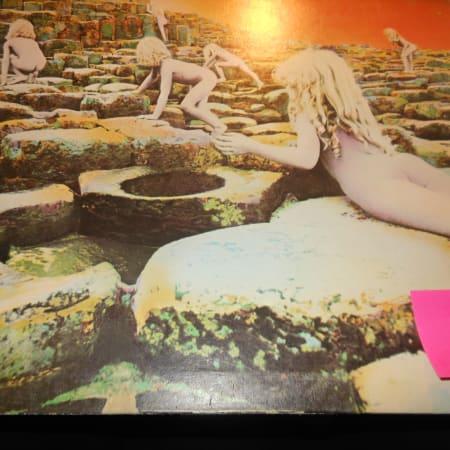 Led Zeppelin - Houses Of The Holy - Vinyl