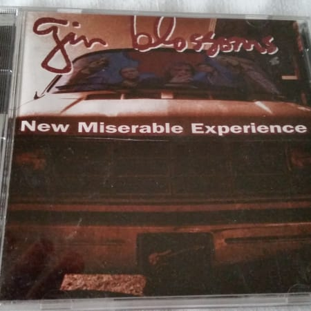 Gin Blossoms - New Miserable Experience - CD