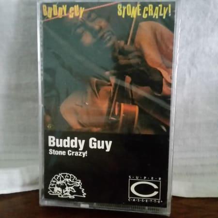 Buddy Guy - Stone Crazy - Cassette