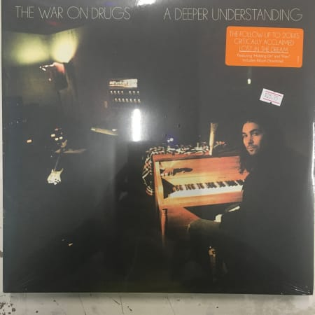 Image of The War On Drugs - A Deeper Understanding - Vinyl - 1 of 2