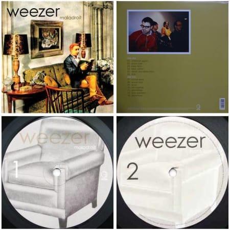 Image of Weezer - Maladroit - Vinyl - 1 of 7
