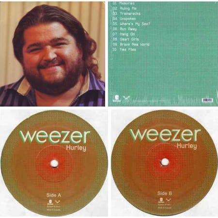 Image of Weezer - Hurley - Vinyl - 1 of 7