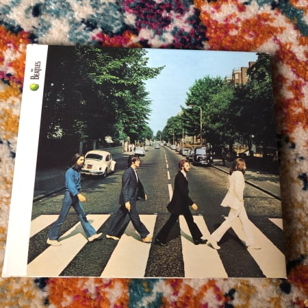 Image of The Beatles - Abbey Road - CD - 1 of 1