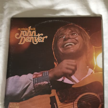 John Denver - An Evening With John Denver - Vinyl
