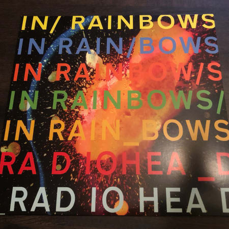 Radiohead - In Rainbows - Vinyl