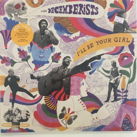 The Decemberists - I'll Be Your Girl - Vinyl