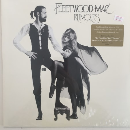 Image of Fleetwood Mac - Rumours - Vinyl - 1 of 2