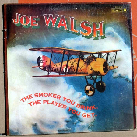 Image of Joe Walsh - The Smoker You Drink, The Player You Get - Vinyl - 1 of 9